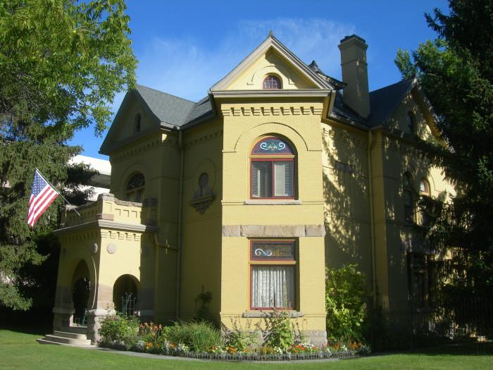 6. Reed O. Smoot House, Provo
