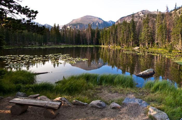 8. Nymph Lake