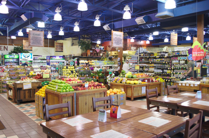 8.  Visits to the grocery store are loooonnnnnngggggg…