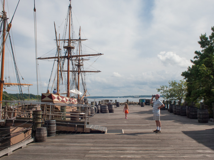 15. Jamestown Settlement