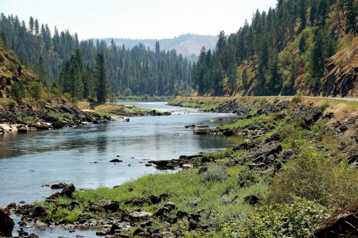 2. Lochsa River