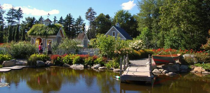 8. Coastal Maine Botanical Gardens