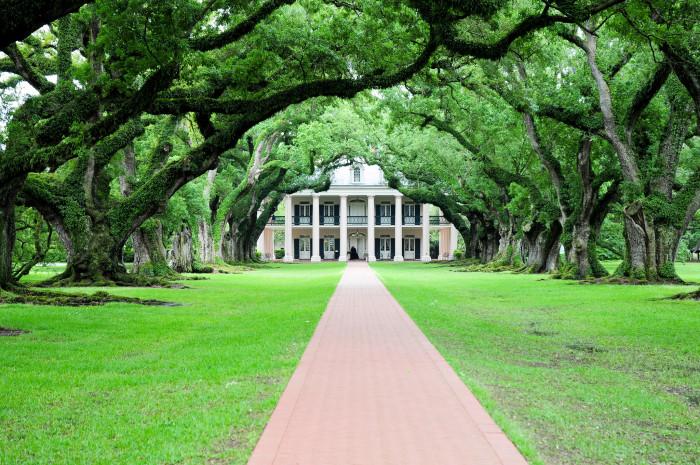 15. Oak Alley Plantation, Louisiana