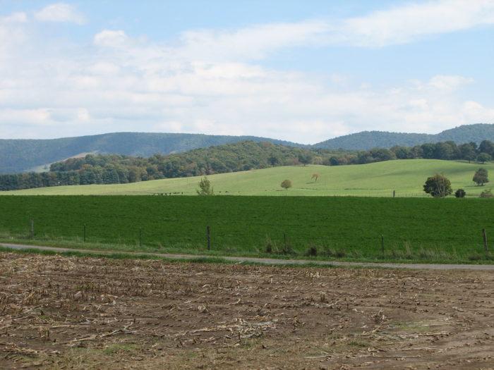 9. The Heart of Appalachia Bike Route