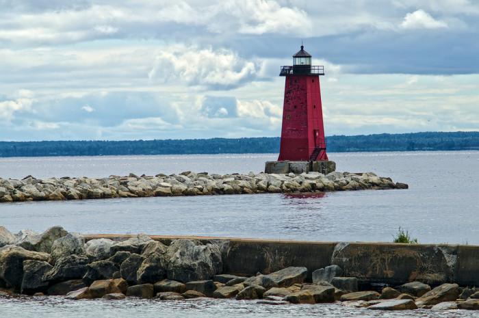 10. Michigan's Lighthouses
