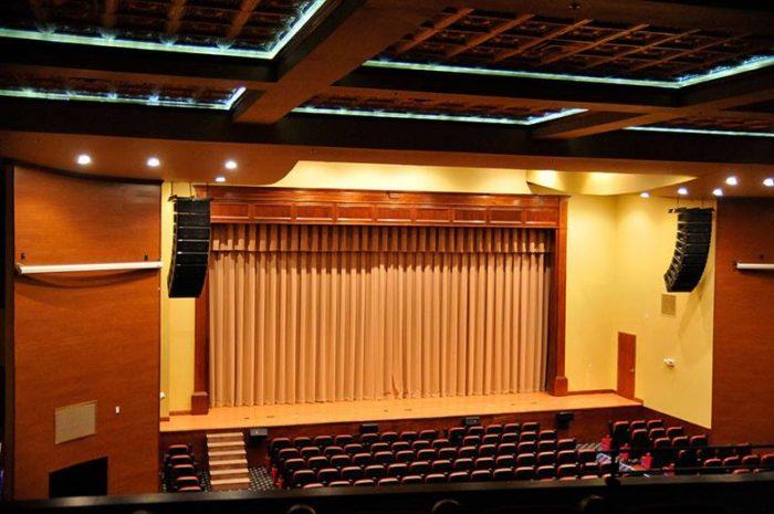 Performing Arts Center Rhode Island