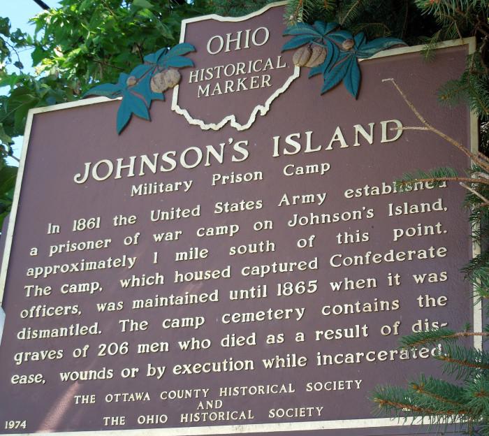 6. Johnson's Island