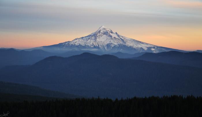 2. Mount Hood