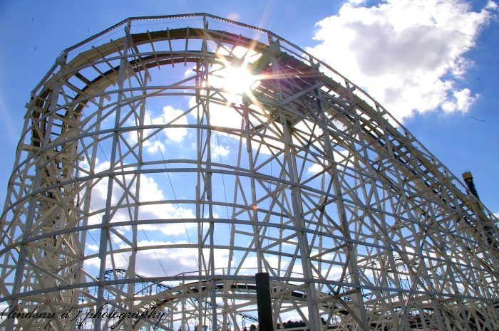8. Amusement parks
