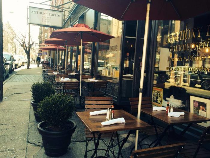 4. Anthony David's, Hoboken