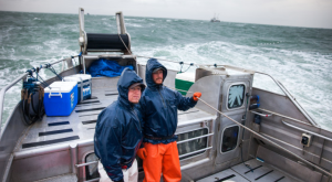 The Most Dangerous Job In The World Is Held Right Here In Alaska