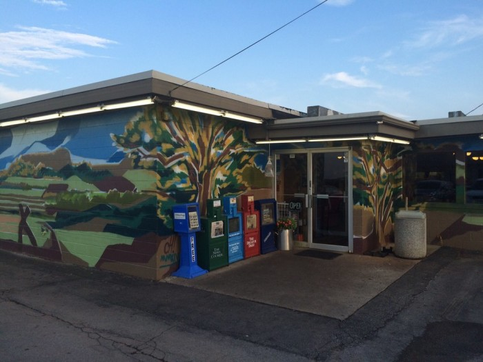 8. Greenbrier Restaurant - Madison, AL