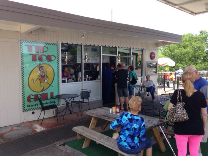 15. Tip Top Grill - Hoover, AL