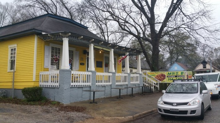 3. Mrs. B's Home Cooking - Montgomery, AL