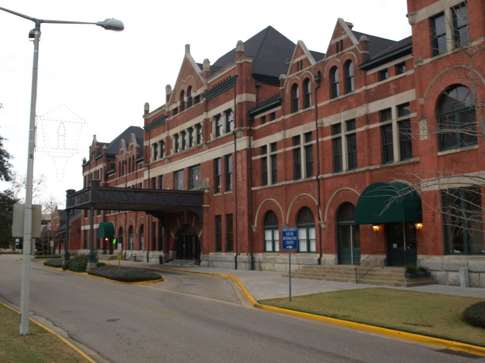 10. Union Station - Montgomery, AL