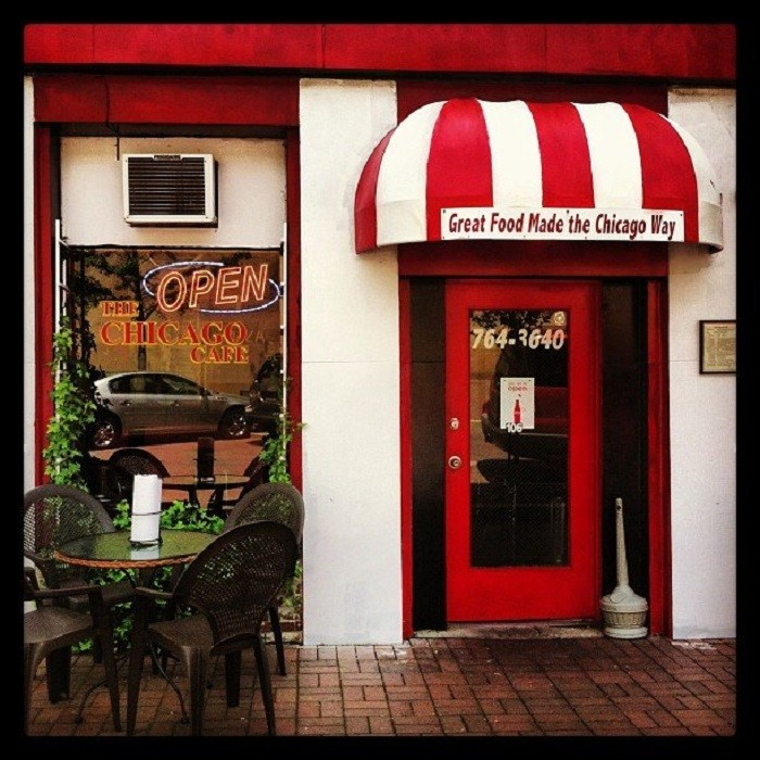 2. The Chicago Cafe - Florence, AL