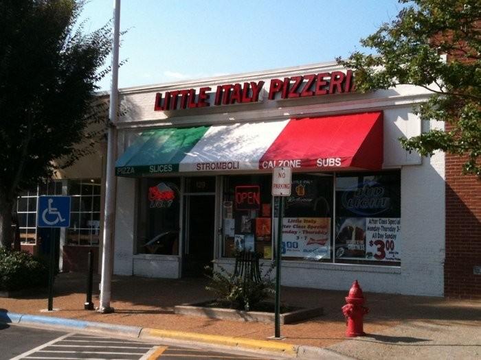 11. Little Italy Pizzeria - Auburn, AL