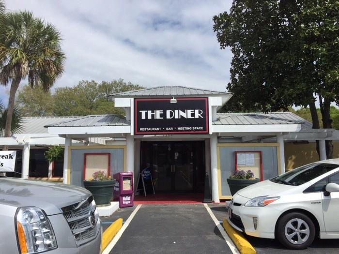 8. The Diner - Gulf Shores, AL