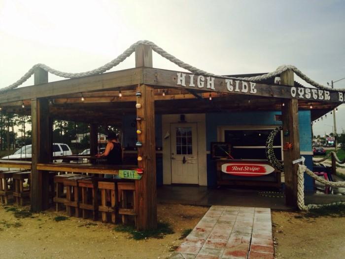6. High Tide Oyster Bar - Gulf Shores, AL