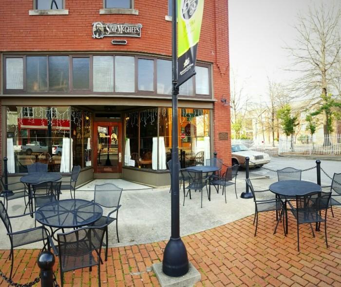 8. Simp McGhee's - Decatur, AL