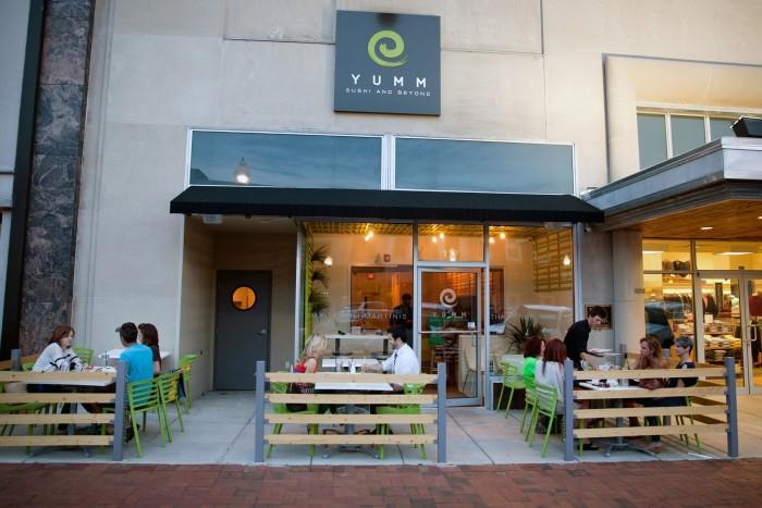 10. YUMM Thai Sushi and Beyond - Florence, AL