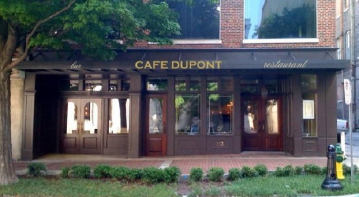 11. Cafe Dupont - Birmingham, AL