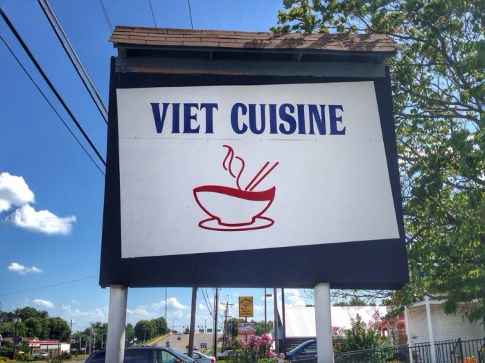 13. Viet Cuisine - Huntsville, AL