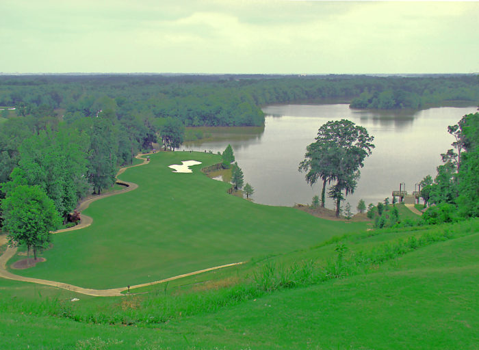 9. The one and only  Robert Trent Jones Golf Trail is located here in Alabama. It's one of the world's greatest golf destinations.