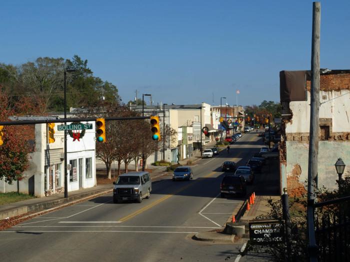 10. Greenville
