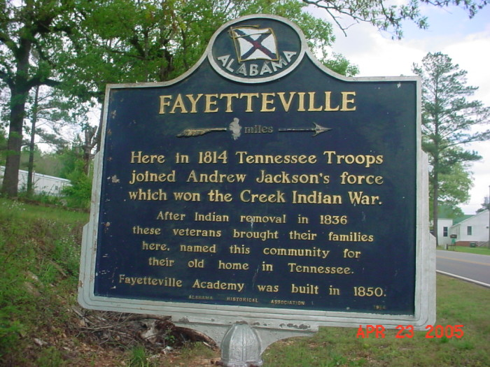 9. Fayetteville