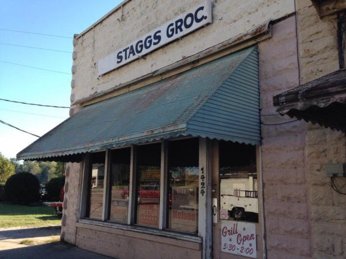 1. Staggs Grocery - Florence