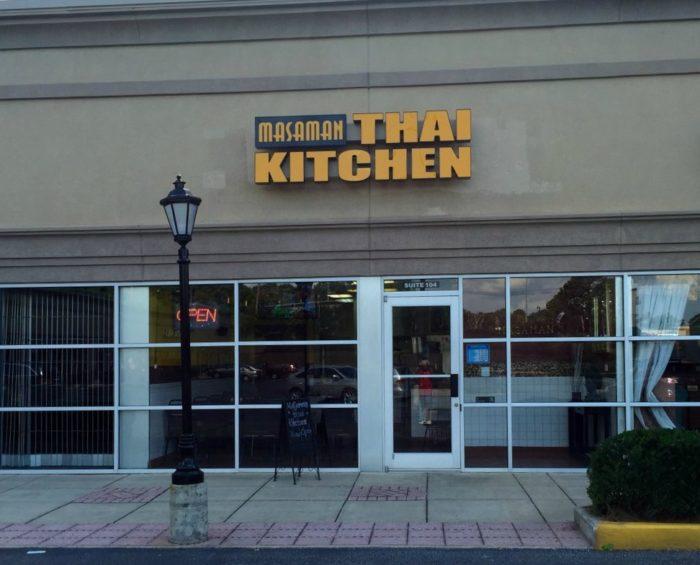 3. Masaman Thai Kitchen - Birmingham