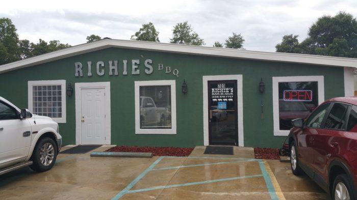 9. Richie's Bar-B-Que - Enterprise