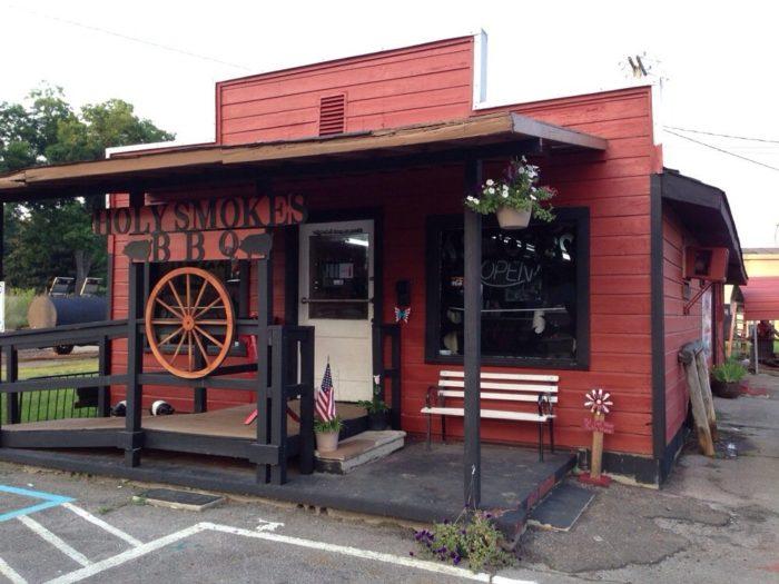 11. Holy Smokes BBQ - Scottsboro