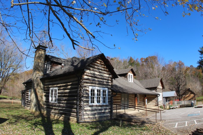 12. Abraham Lincoln Birthplace National Park at 2995 Lincoln Farm Road in Hodgenville