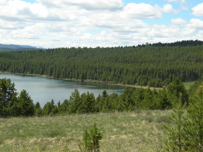 5. Philipsburg Bay (Georgetown Lake)