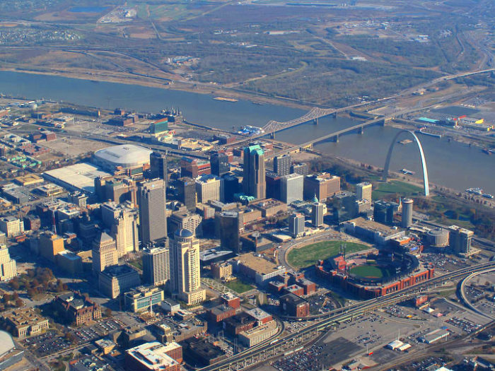 2.St Louis (1764)