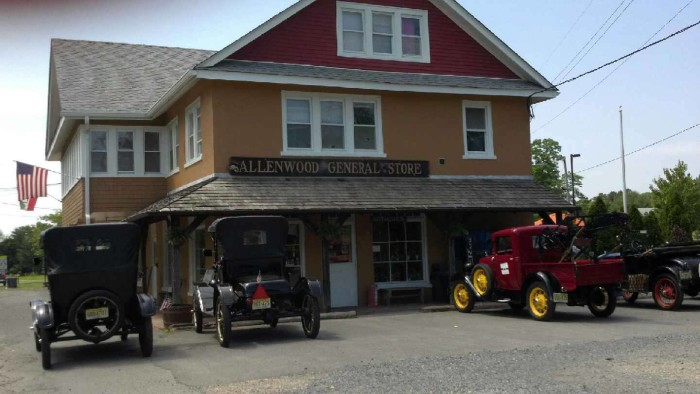 5. Allenwood General Store, Allenwood