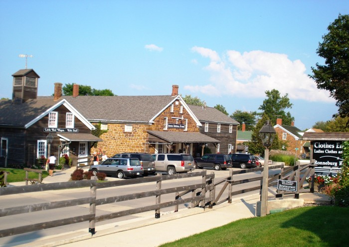 8. The Amana Colonies