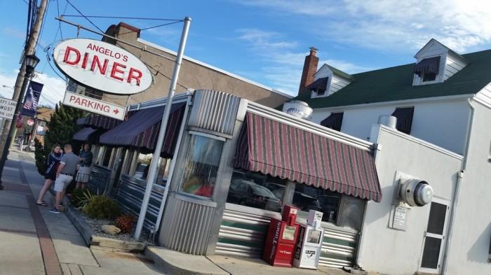 16. Angelo's Diner, Glassboro