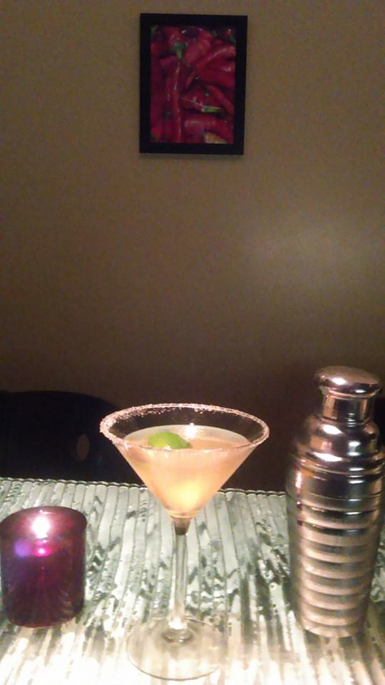 11. The Asiarita is their amazing signature drink...