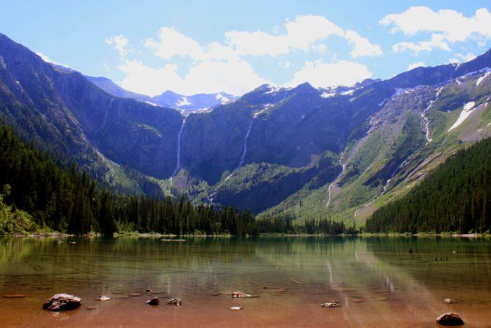4. Avalanche Lake