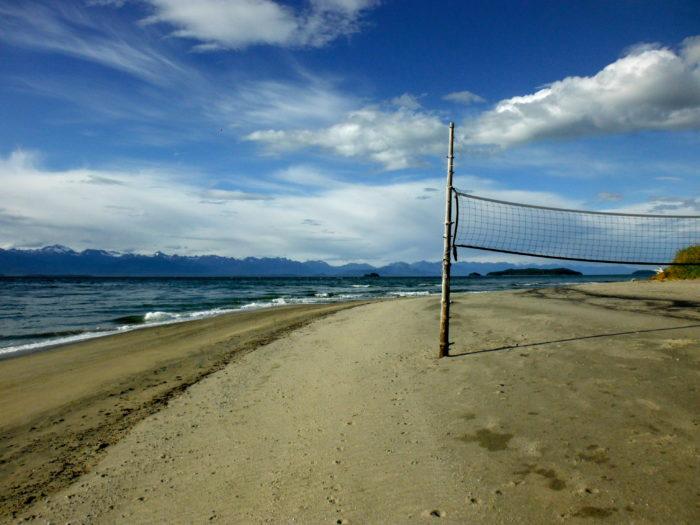 9. Sandy beach getaways.