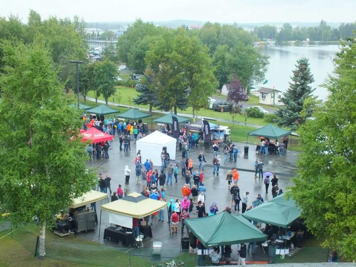 4. Anchorage Beer & Bacon Festival