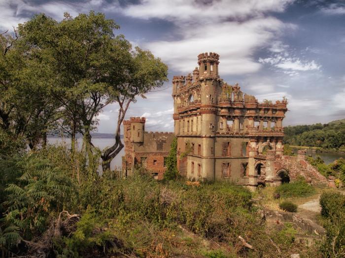 2. Bannerman Castle, Pollepel Island