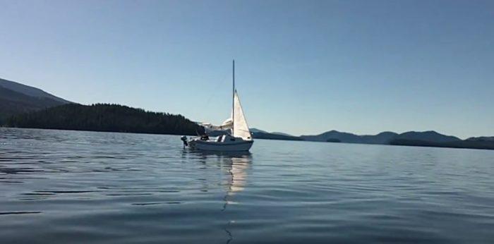 6. Bartoo Island, Priest Lake