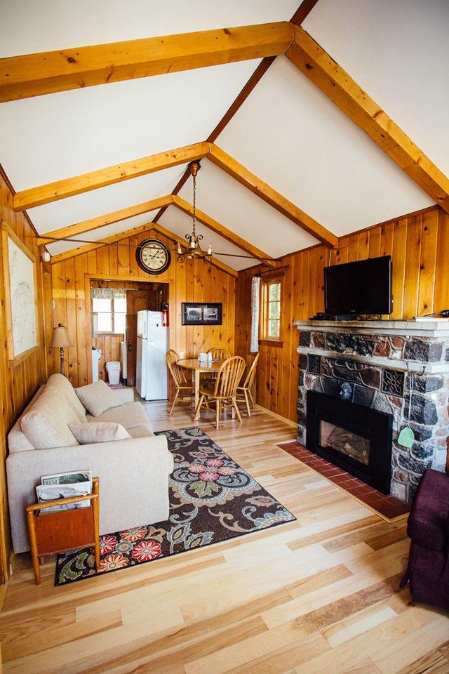 Bella Vista interior