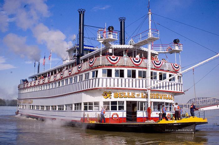 9. Belle of Louisville