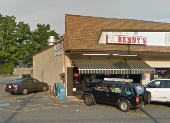 17. Benny's Luncheonette, Fair Lawn