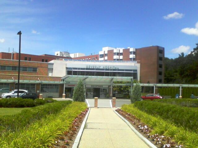 6. Beverly Hospital, Beverly